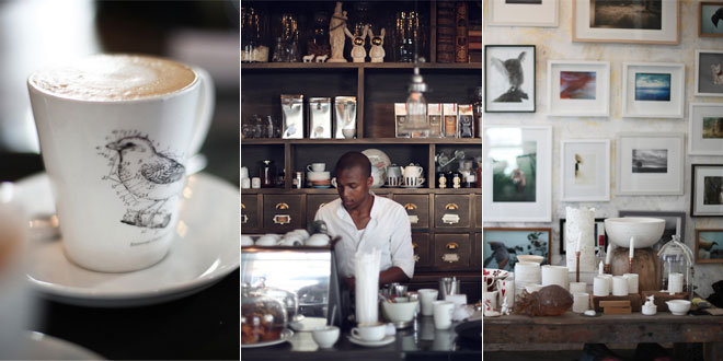 Kaap coffee