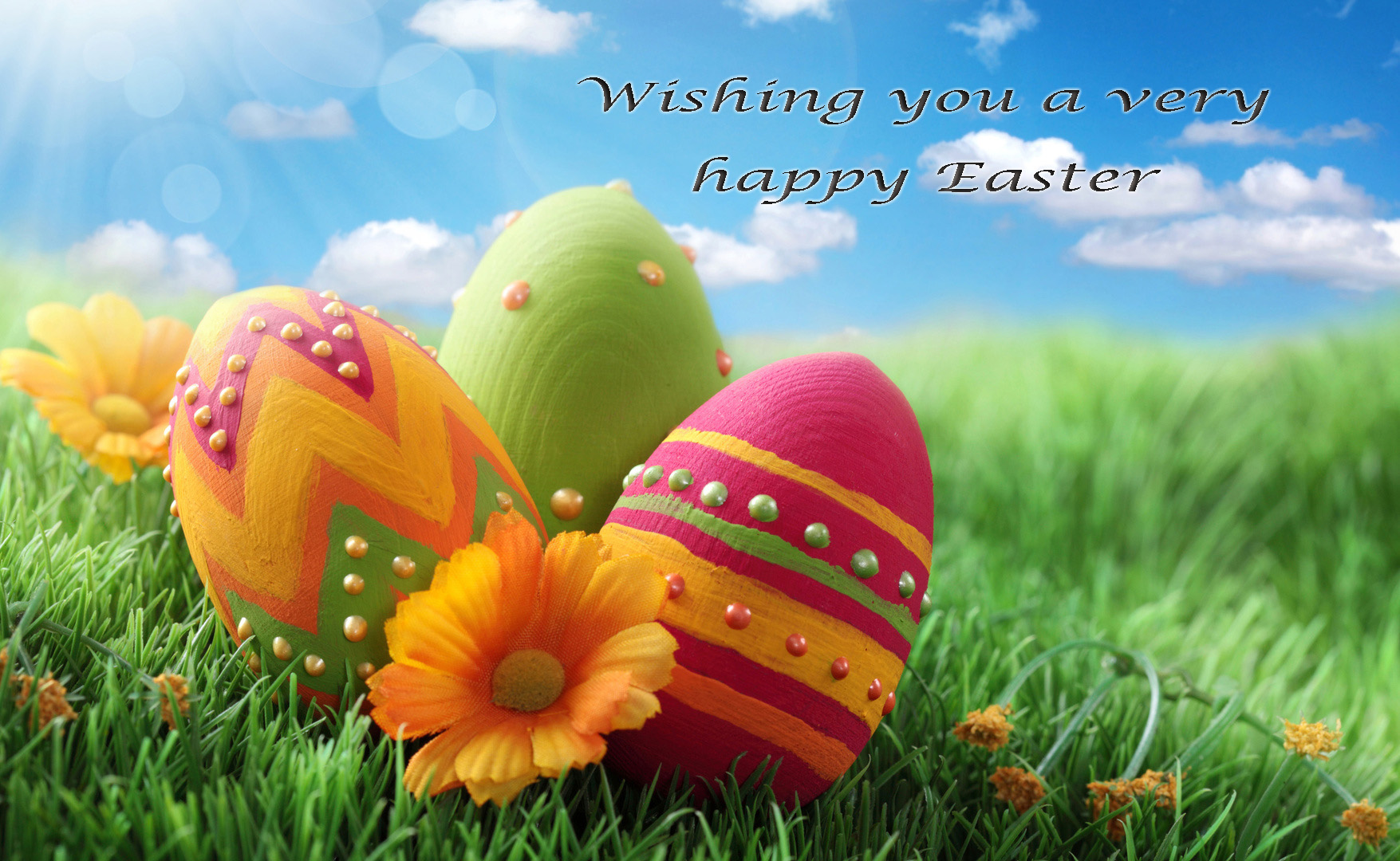Ilanga Easter greeting