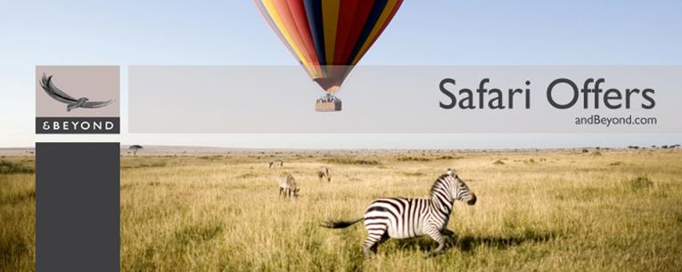 andbeyond safari offers
